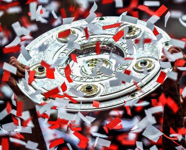 Meisterschale Bundesliga